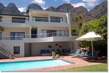 Campsbay Apartment in Kapstadt