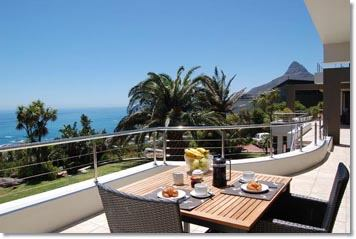 Cape Town B&B in Campsbay