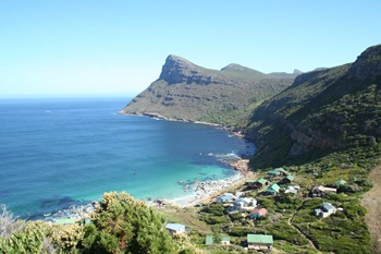 Blick vom Cape Point