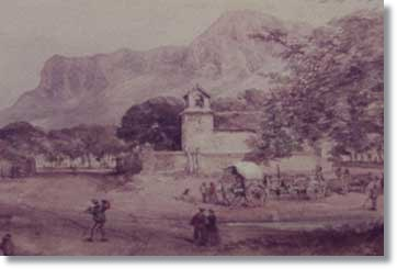 Kruit Powder House 1867 aus Stellenbosch