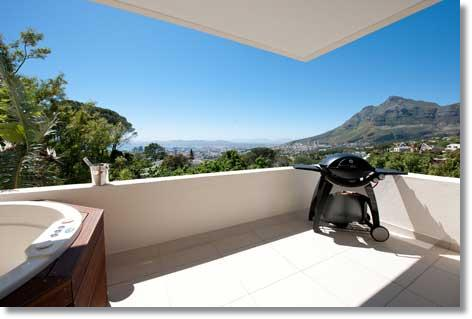 Apartment am Tafelberg