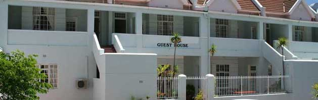 Waterfront B&B in Kapstadt am Green Point Stadion Südafrika Pensionen