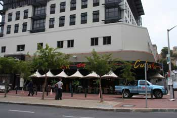 Cape Town Cubana Greenpoint Bar und Restaurrants