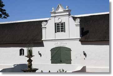 Kapstadt Winelands