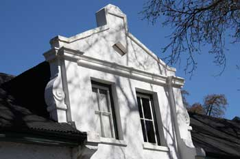 Stellenbosch Dorp Street National Monuments Council