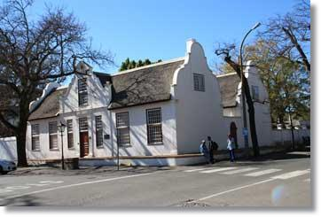 Stellenbosch Church House