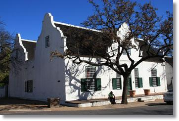 Cape Town Historical Stellenbosch on Foot
