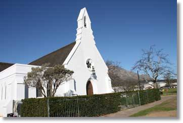 Stellenbosch St Mary's ''On the Braak''
