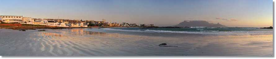 Blouberg Lodges Bloubergstrand Hotels - Bildergalerie Blue Peter Lodge