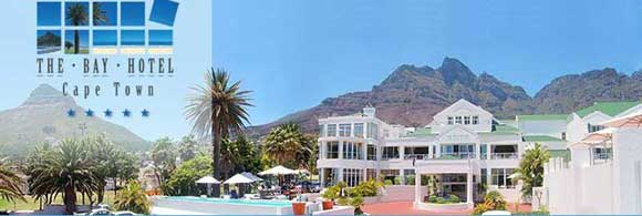 Cape Town The Bay Hotel in Camps Bay