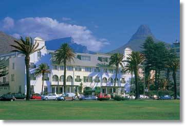 Hotels in Kapstadt nähe V & A Waterfront am Tafelberg in Südafrika Hotelunterkünfte Luxushotels