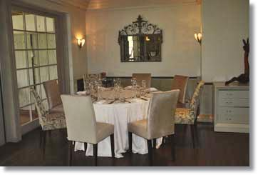 Buitenverwachting Restaurant in Constantia
