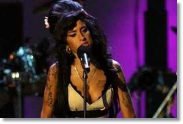 Amy Winehouse 46664 Konzert in London