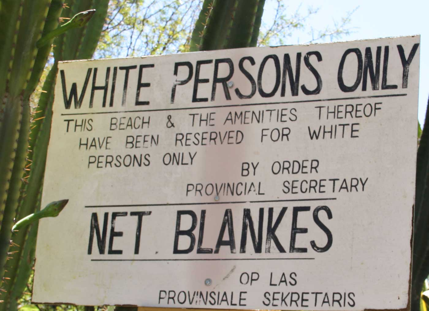 an introduction to the history of apartheid in africa Find out more about the history of apartheid 1990 and negotiated the end of apartheid in south africa bringing peace to a racially divided introduction.