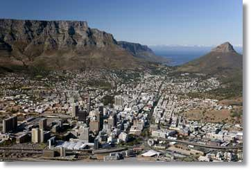 Cape Town Table Mountain New 7 Wonders Fondation
