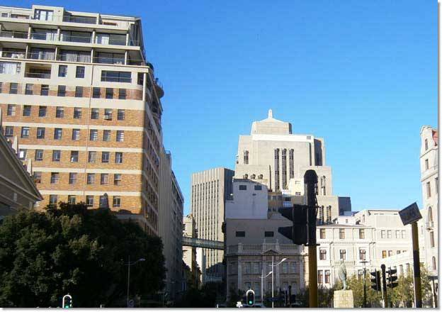 Church Square - Cape Town